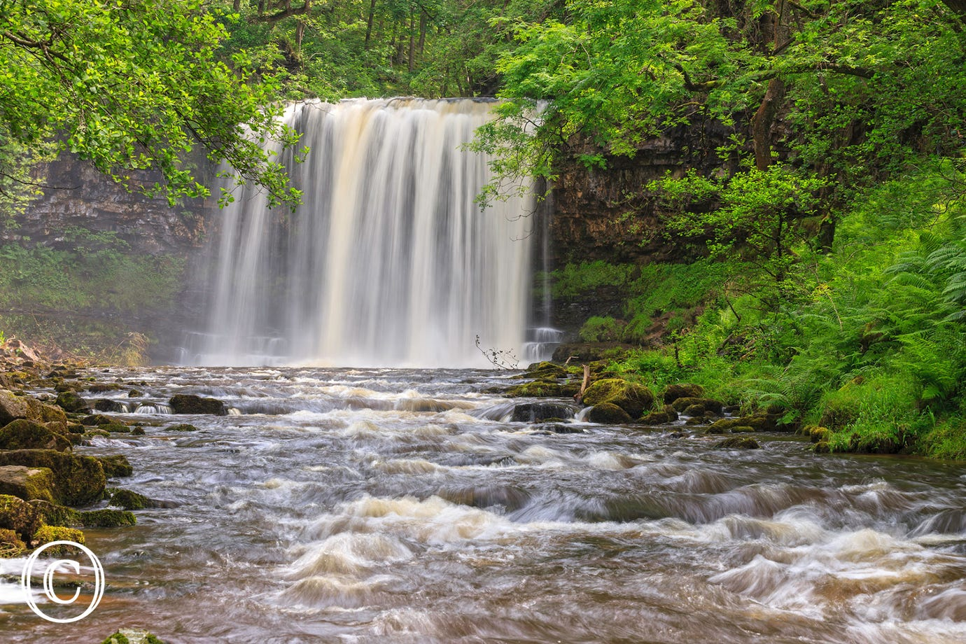 Brecon Beacons - Waterfalls