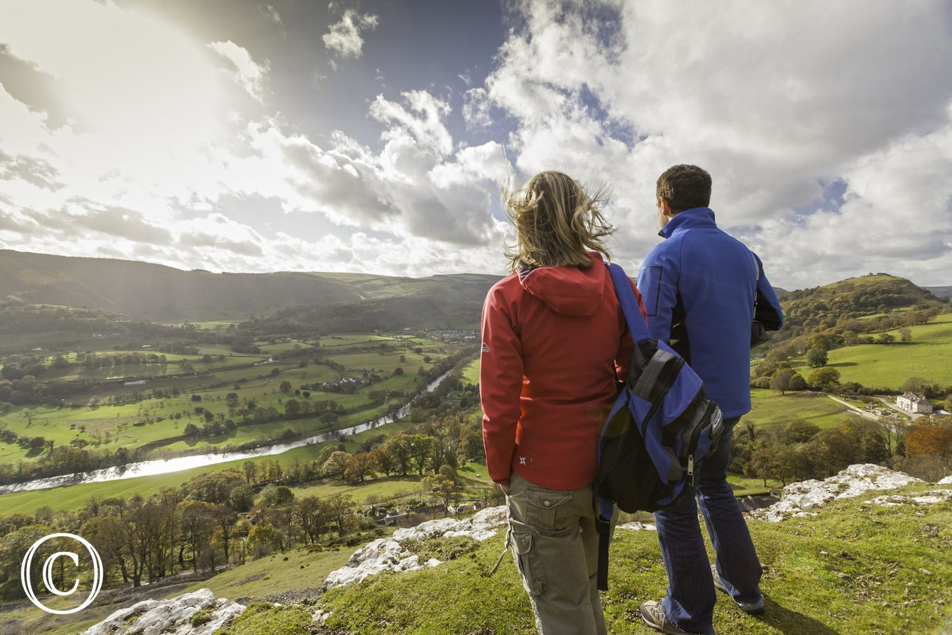 Offa's Dyke Path - access from your doorstep