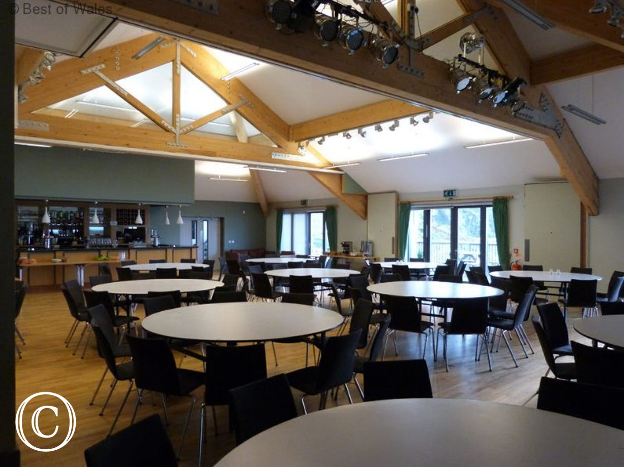 New conference centre and function room also on site