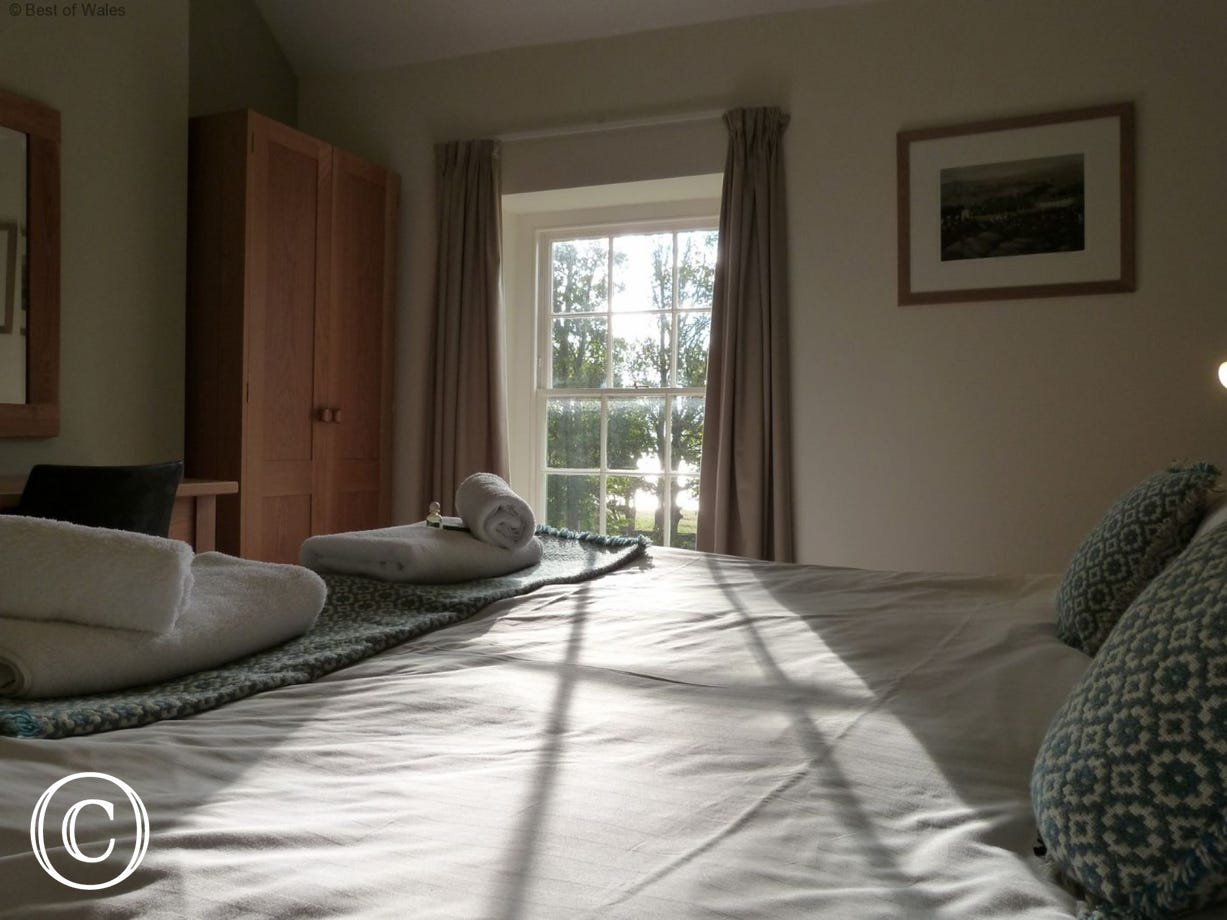 Nant Gwrtheyrn Self Catering Cottage with Sea Views