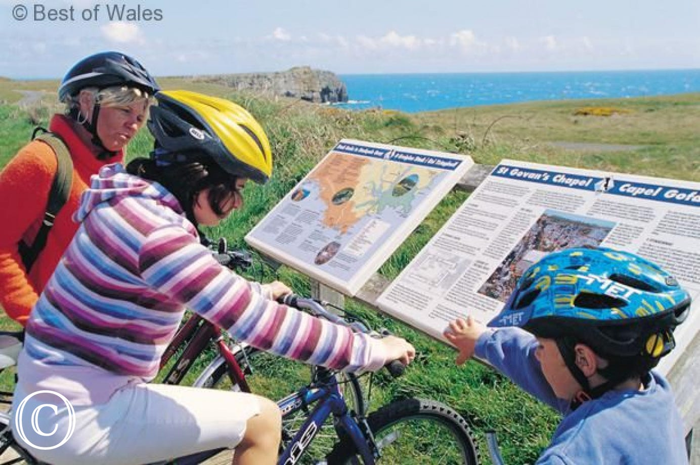 Great Cycling routes nearby