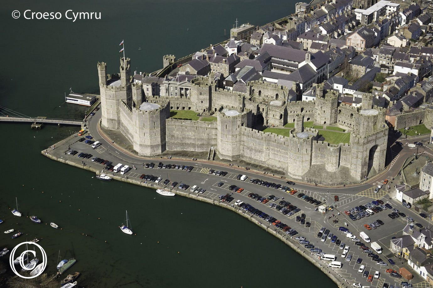 The walled, castle town of Conwy is also a highly recommended day out