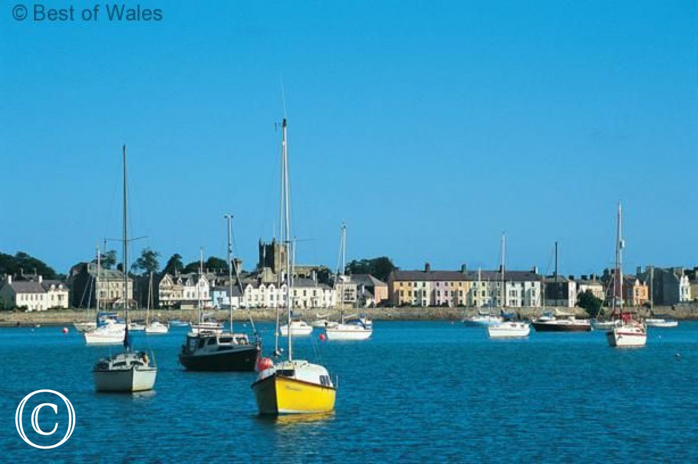 Anglesey cottages to rent in Beaumaris: perfect setting for your holiday