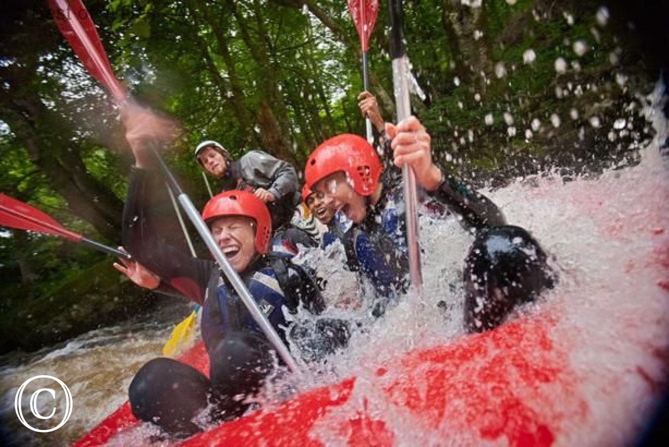 National White Water Centre, 4 miles from your cottage with hot tub