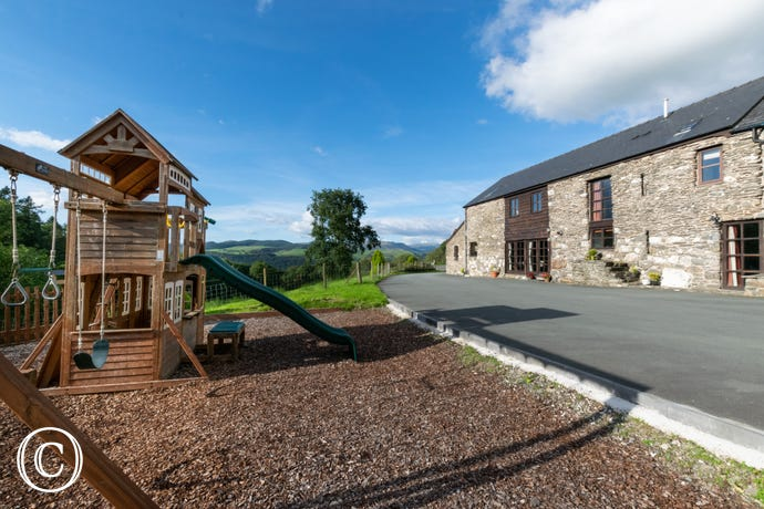 5 Star Holiday Cottage in beautiful Mid Wales countryside