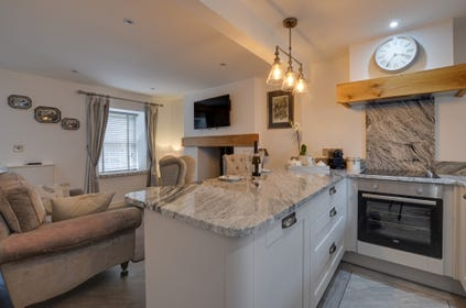 Stylish Conwy cottage for 2