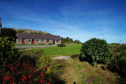 Y Stablau  holiday cottage in St Davids